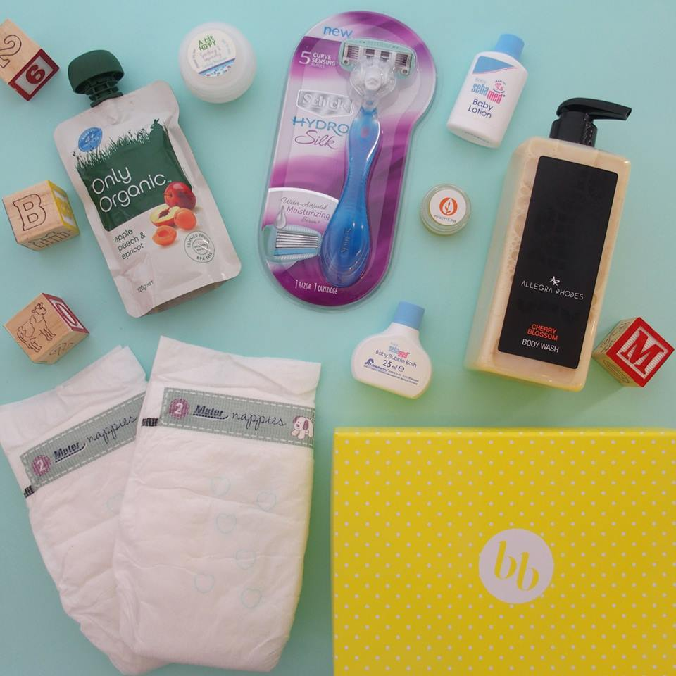 Novemer 2015 bellababy unboxing