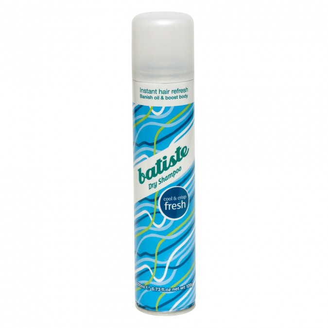Batiste Dry Shampoo 4 Easy-As Hairstyles for New Mums