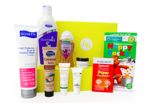 Bellababy October 2015 Unboxing Review Baby Box Mum Bub .png