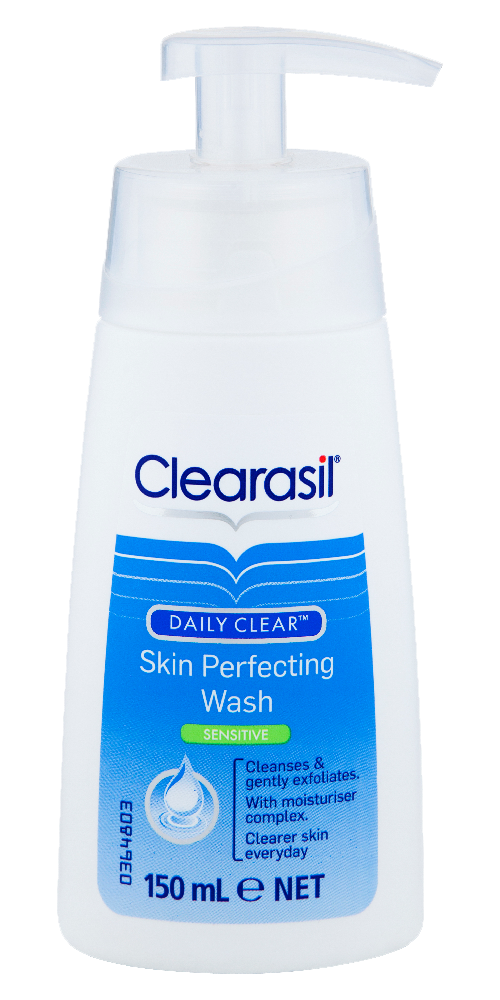 Clearasil Daily Clear Skin Perfecting Wash Sensitive.png