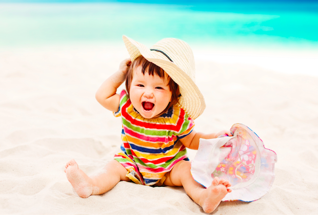 Summer Essentials To Make Beach Trips A Breeze Mum Baby TIps Tricks
