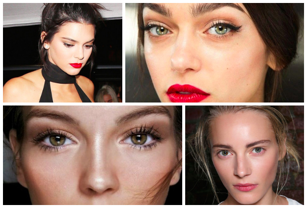 How You'll Be Wearing Your Makeup in 2016 Trends