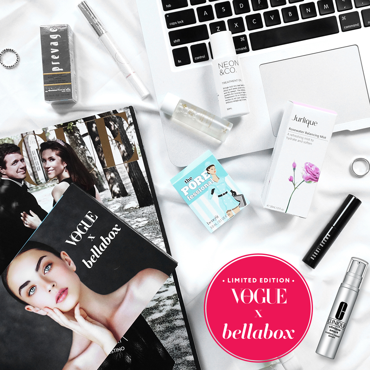 Limited Edition Vogue Bellabox