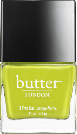 Butter London Squatter Lacquer