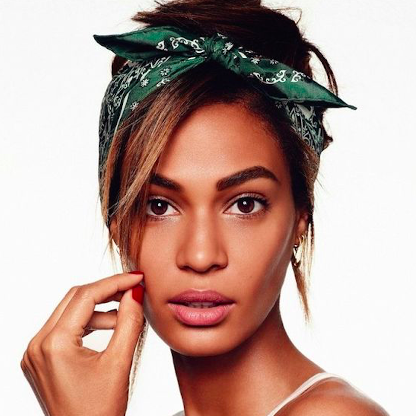 4 Easy-As Hairstyles for New Mums Bandana