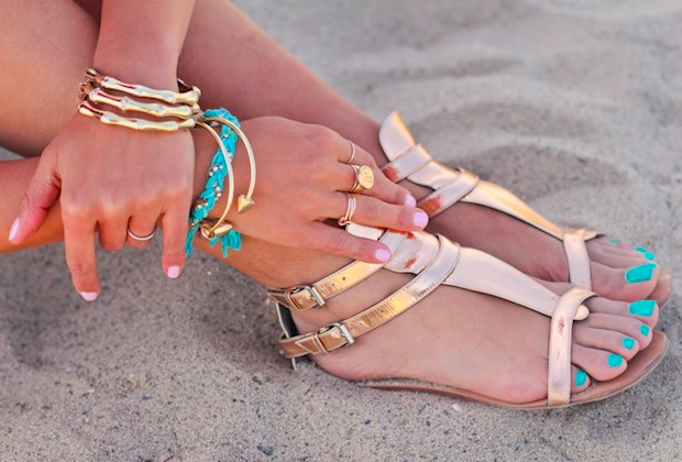 This is What You Should Be Doing to Prep Your Feet for Sandal Season