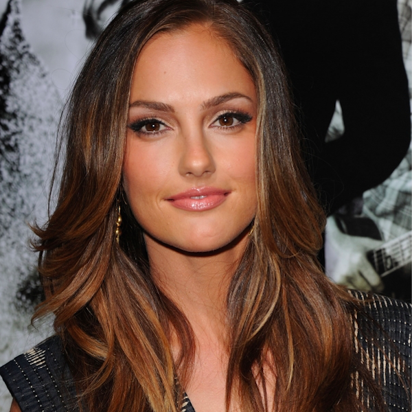 Minka kelly natural texture wave 2016's Hottest Hair Trends
