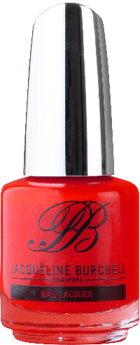 Jacqueline Burch Nail Laquer in Pocket Full Of Cash