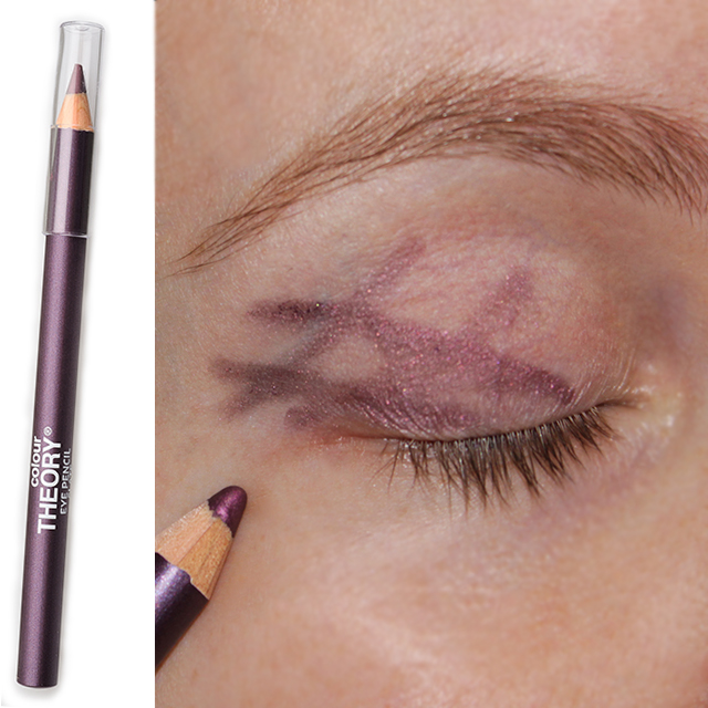 Create A Smokey eye With Your Eye Pencil - beauty hack colour theory