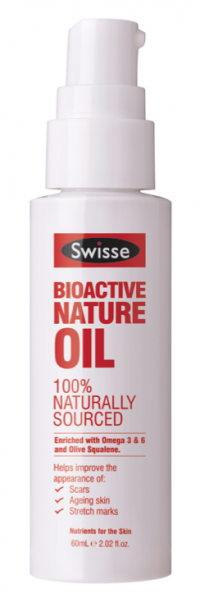 Swisse Bioactive Nature Oil